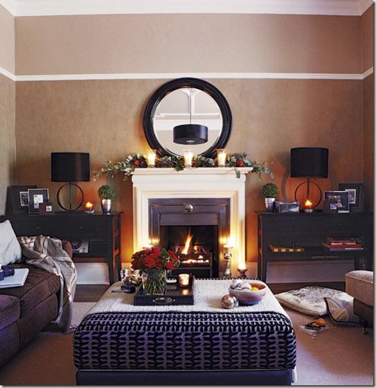 Warm Lounge - HousetoHome