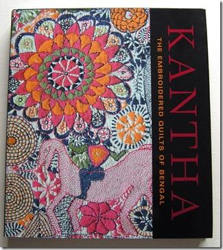 Kantha-Book