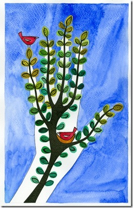 Green-Fingers-Painting