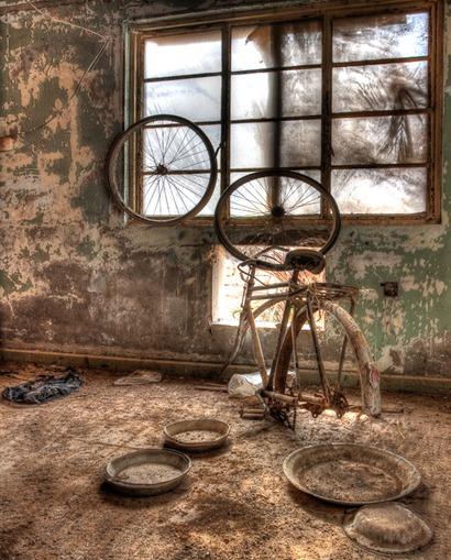 Abandoned Tarif-2