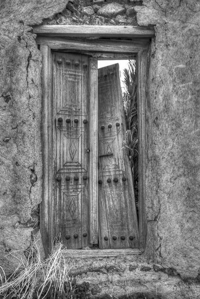 Door at Khutwa