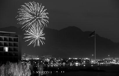 Aqaba Fireworks