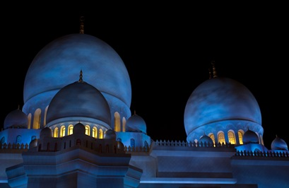 Grand Mosque at Night  (11 of 22)