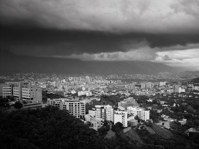 Caracas rainstorm - 1