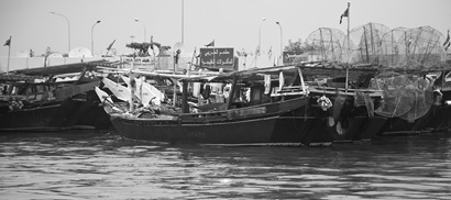 Abu Dhabi Dhows (1 of 5)