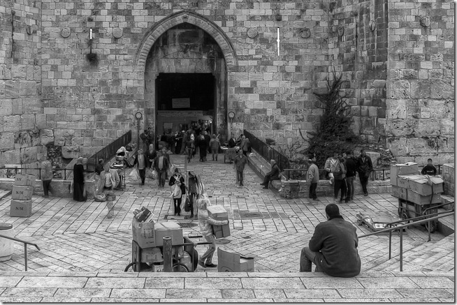 Damascus Gate - Auto Ghosts