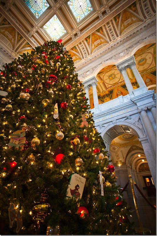Library of Congress Christmas Tree-2