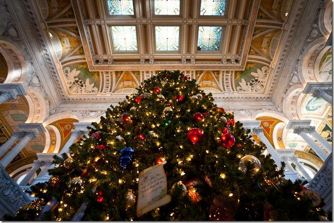 Library of Congress Christmas Tree-4