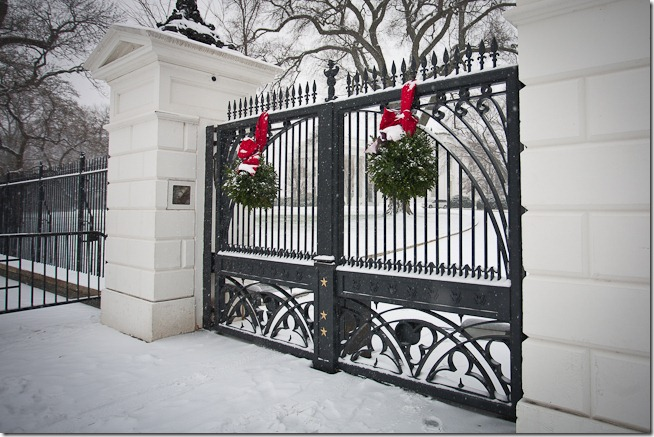 Whitehouse Gate