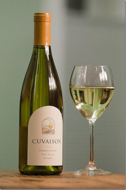 2009 Cuvaison Chardonnay