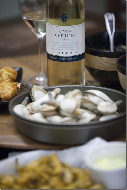 2009 Santa Cristina Pinot Grigio-1