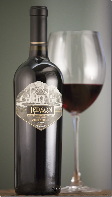 2006 Ledson Russian River Valley Old Vine Zinfandel-1