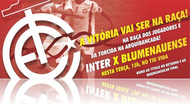 Banner Inter x Blumenauense