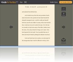 Kindle for Web, klikkaa suuremmaksi