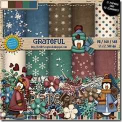 Preview for Grateful - Let Me Scrapbook