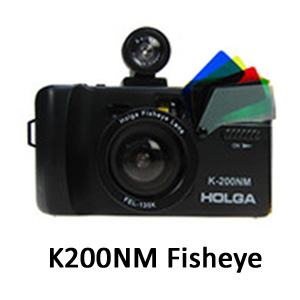 Fisheye K200NM