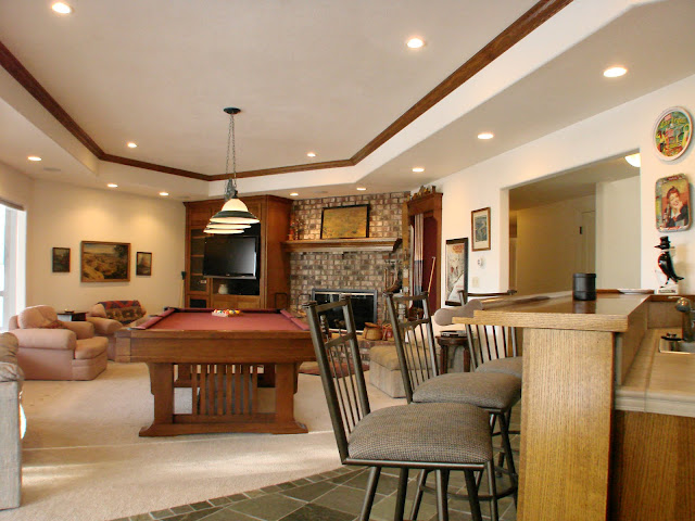Tahoe family room