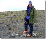 236 me in antarctica Penguin Island