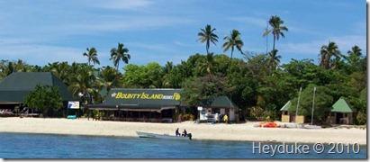 bounty island