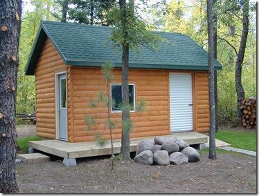 original shed