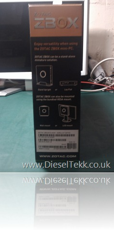 DieselTekk.co.uk Zotac ZBOX HD-ADO01 - Unboxing Image (3)