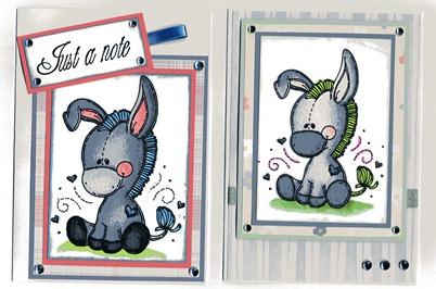 Donkey Cards001