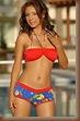 bikini babes 2009 Tropical Paradise Bikini