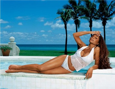 hot Janet Jackson bikini wallpapers (2)