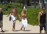 Britney Spears Bikini Candids in Hawaii 7