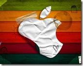Creative Apple 1280x1024 advertising wallpaper