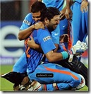The Indian Team Most Memorable Moments of the 2011 ICC Cricket World Cup Photos 9