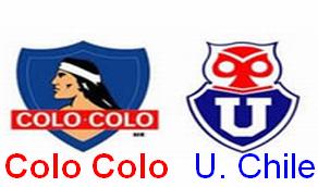 RESULTADO: Video Goles U Chile Colo Colo clásico futbol chileno