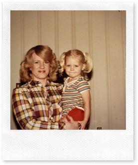 Mom & Gena