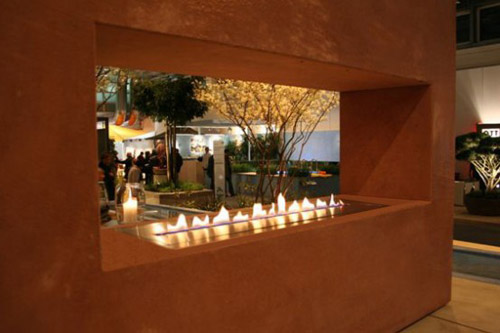 Modern Fireplaces – Gas Fireplaces – by Fiamma – Fireplaces