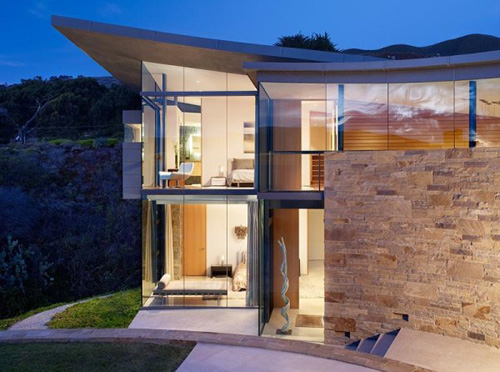 spectacular mountain house architecture designs