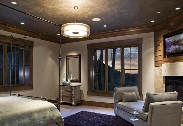 Luxury master bedroom interio louis philippe iii pc bedroom set in black acme
