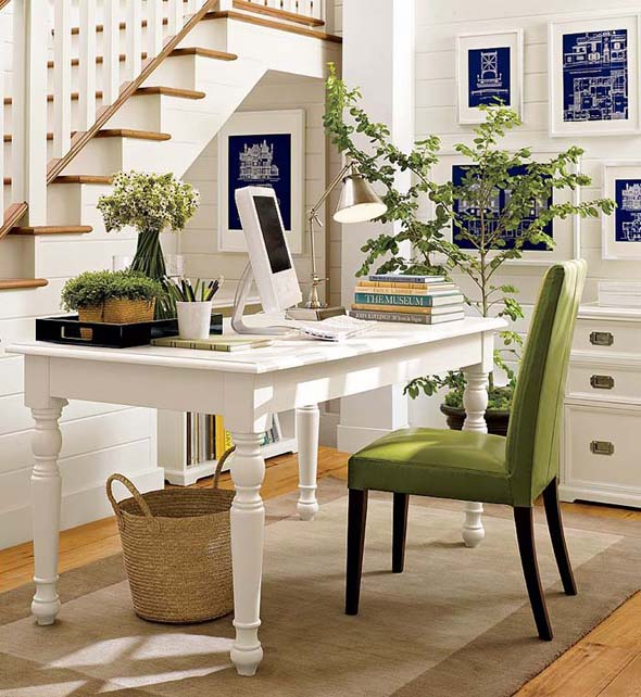 My Little Piece of Heaven *: Home Office Interiors #3