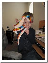 03/05/10 B the snake charmer