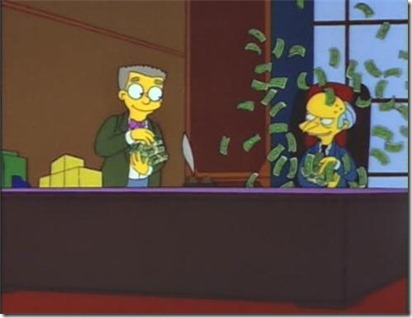 money-fight-burns-smithers-simpsons
