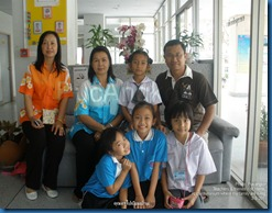 Teachers visit home2