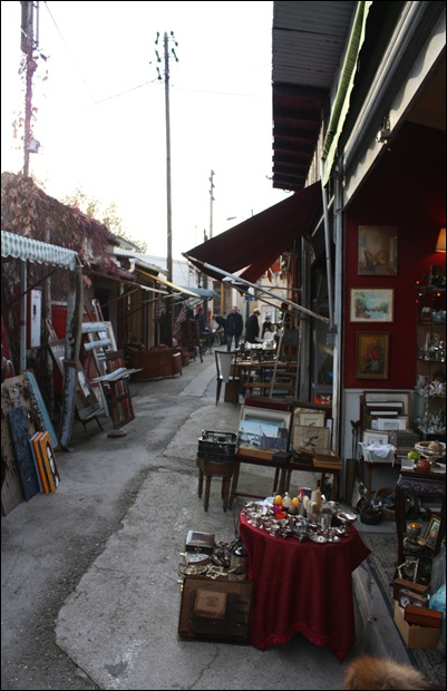 Paris: The Flea Markets
