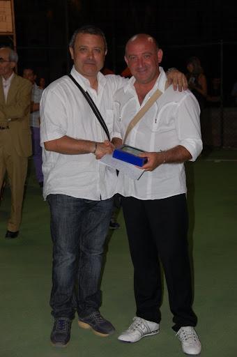 Pino Pergola e Nicolò Mannino