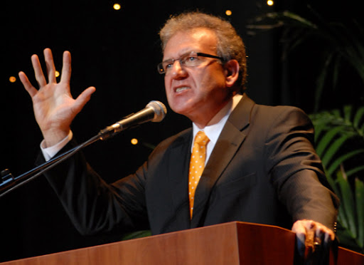 Виктор Гамм, проповедь