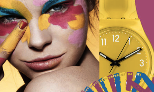 Imagen COLOR CODES by Swatch