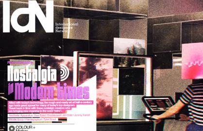 Imagen El website de la revista Idn