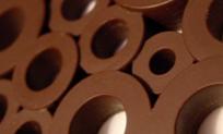 Imagen Chocolates con diseños muy modernos...