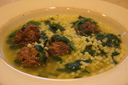 What S For Dinner Italian Wedding Soup