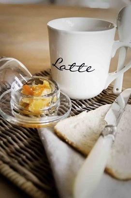 Frühstück bei Les Tissus Colbert 04