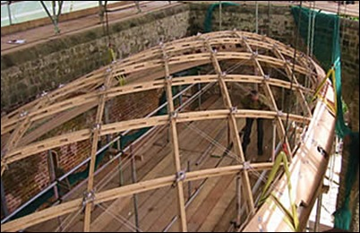 gridshell-chiddingstone