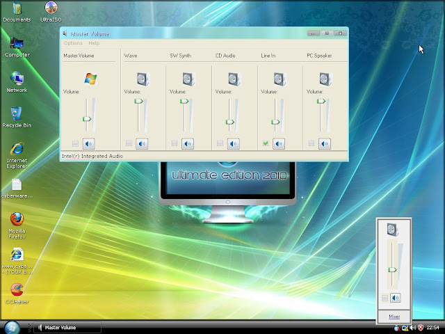نسخة الاكس بي الخرافية CyberXP Ultimate Edition 2010 بحجم 1.2 جيجا على عدة سيرفرات Sshot-14